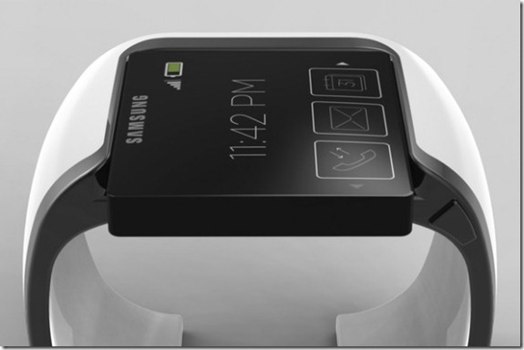 "samsungsmartwatch thumb Samsung Going To Reveal Its New Tech Smart Watch, ""Galaxy Gear"" Next Month"