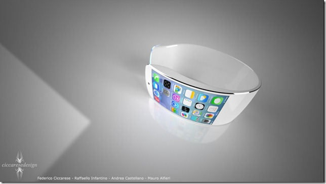 watch1 thumb Apple's Smart Watch Design Leaked, More Sports Oriented And Sleek(with pictures)