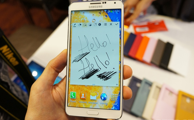NOTE 3 b NOTE 3 Revealed By Samsung, Likely To Be Launched in Q4 2013