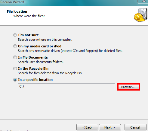 rec3 Recover Your Lost Files, Data Using Recuva for Free