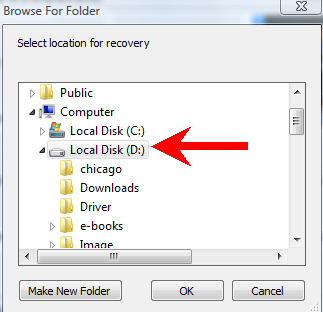 rec71 Recover Your Lost Files, Data Using Recuva for Free